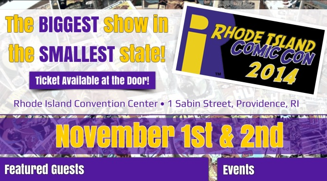 Rhode Island Comic Con and the Importance of an Attendance Cap