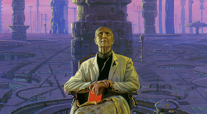 "Jonah Nolan developing Isaac Asimov's ""Foundation"" series for HBO"