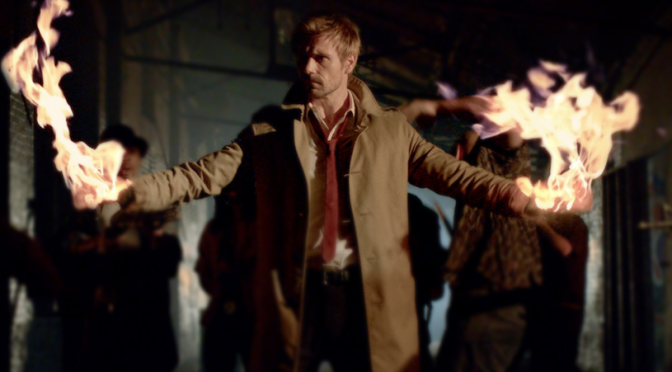 Constantine's First Season Cut Back to 13 Episodes