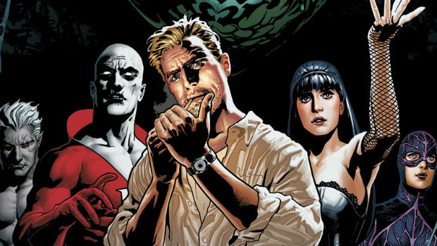Matt Ryan is Returning to Constantine (In an Animated Movie)