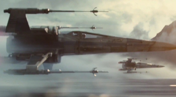 The Two Trailers We're Excited About (Jurassic World and Star Wars)