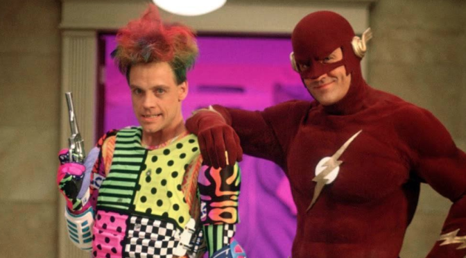 "Mark Hamill to Reprise Role as Trickster on ""The Flash"""