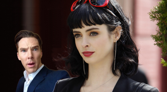 Marvel Update: Benedict Cumberbatch Confirmed For Doctor Strange, Krysten Ritter Likely to Play Jessica Jones