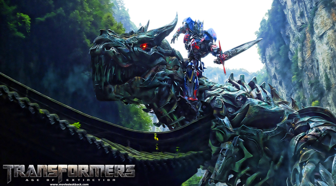 Paramount has Submitted Transformers: Age of Extinction to the Academy