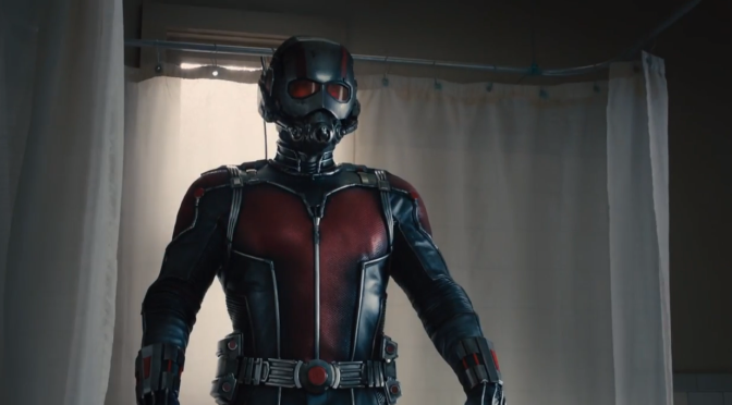 "The ""Ant-Man"" Teaser Trailer is Here"