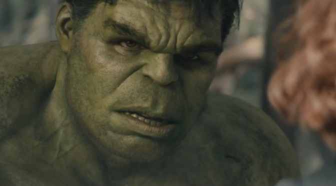"A New ""Avengers: Age of Ultron"" Trailer Is Here"