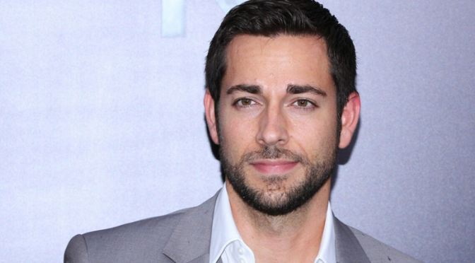 Zachary Levi to star in 'Heroes Reborn'