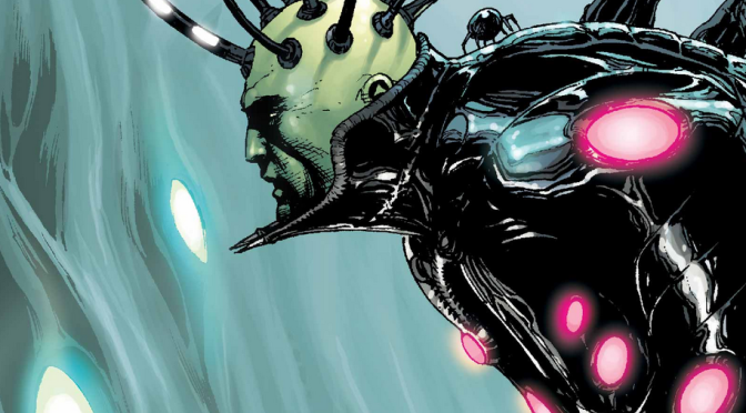 Brainiac Will Be The Main Villain in 'Justice League' Film