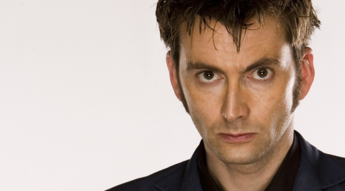 David Tennant Will Play Main Antagonist in 'AKA Jessica Jones'