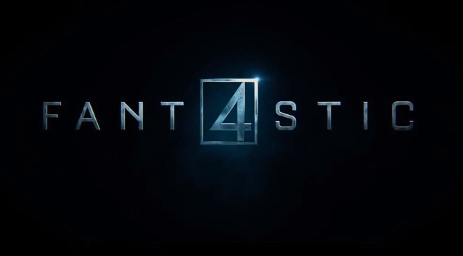 The First 'Fantastic Four' Trailer is Here