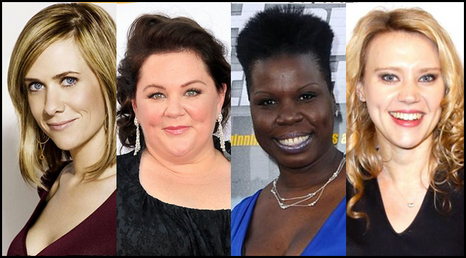 Ghostbusters Reboot Has a Cast, Release Date
