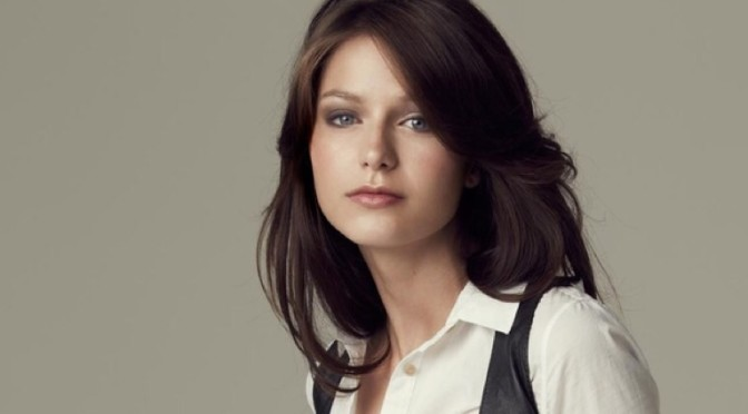 Melissa Benoist cast as Supergirl in CBS series