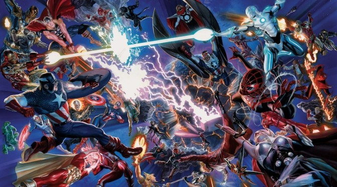 "Will Marvel's New ""Secret Wars"" Event Be More ""Flashpoint"" or ""Age of Apocalypse?"""