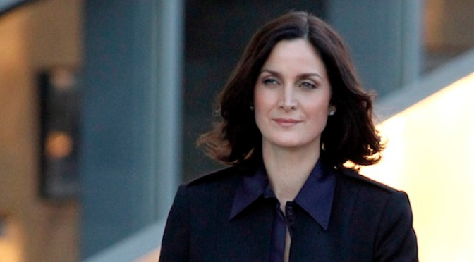'AKA Jessica Jones' Adds Carrie-Anne Moss To Cast