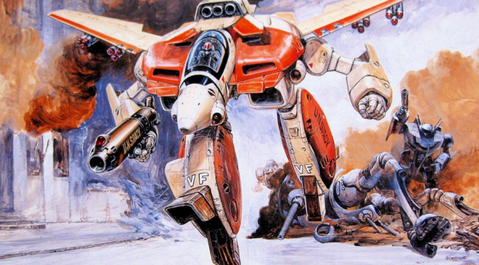 The 'Robotech' Live Action Movie Has a New Director… Is Apparently Still a Thing?