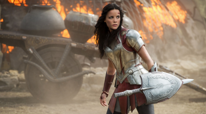 Jaimie Alexander's Sif Returning to 'Agents of SHIELD'