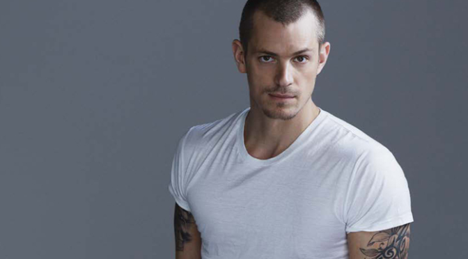 Joel Kinnaman May Be The New Rick Flagg