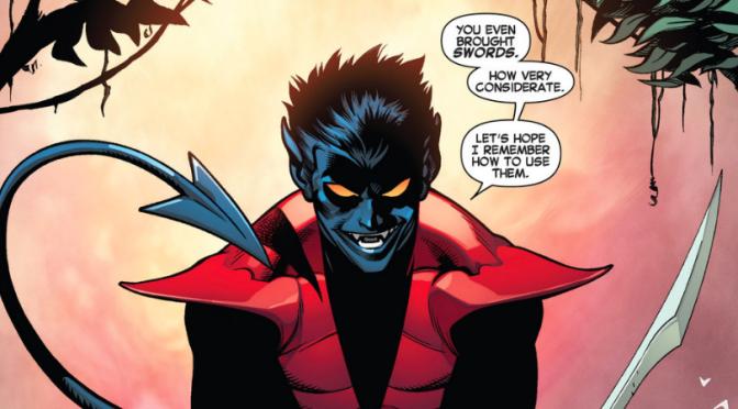 A Nightcrawler's Been Cast For 'X-Men: Apocalypse'