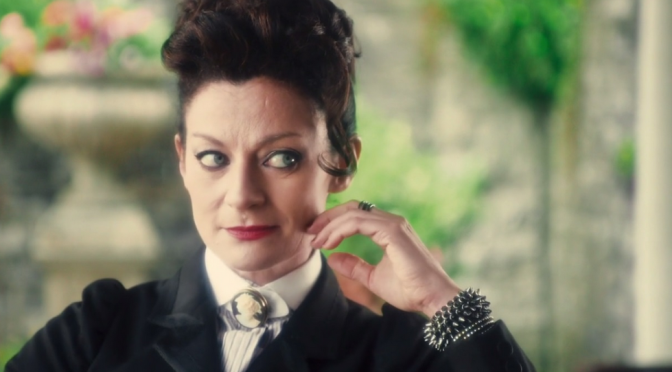 Michelle Gomez's Master Will Return For The 'Doctor Who' Series 9 Opener