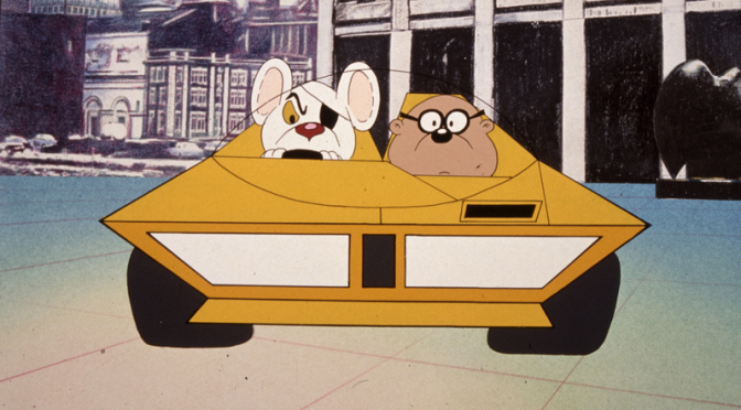 Netflix Rebooting 'Danger Mouse'