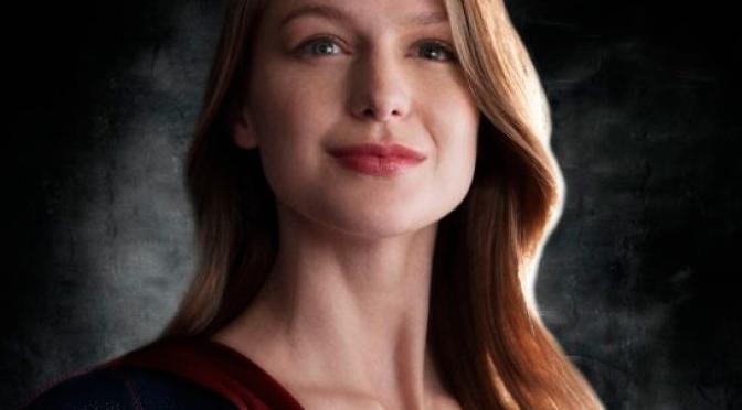 CBS's 'Supergirl' Costume Revealed