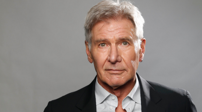 Harrison Ford Needs to Stop Hurting Himself