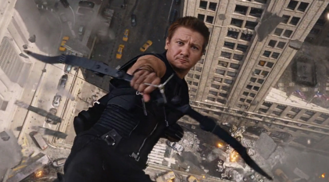 Hawkeye to Appear in 'Captain America: Civil War'