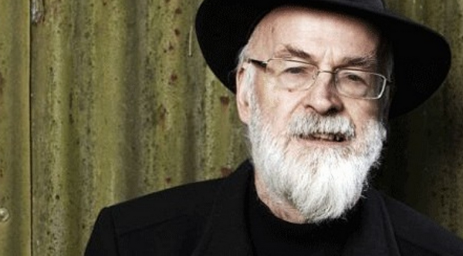 Terry Pratchett, Dead at 66