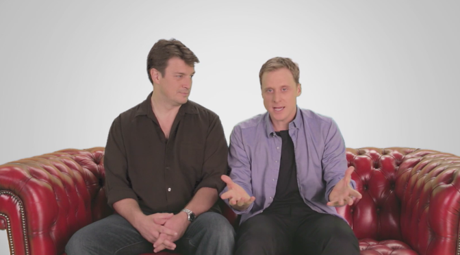 Alan Tudyk and Nathan Fillion Reuniting For 'Con Man' Web Series