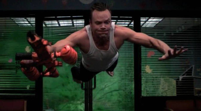 'Community' is Doing Paintball Again