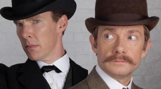'Sherlock' Christmas Special To Be Set in Victorian Era