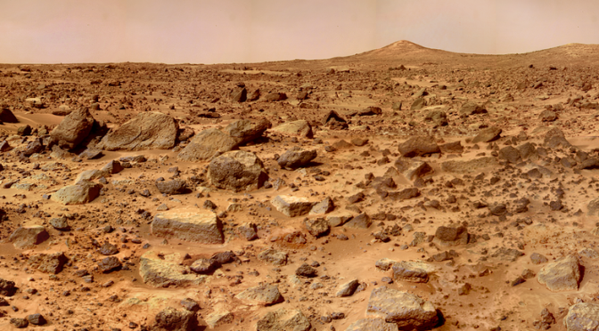 Mars One Has Been Overhyped, Is Out Of Money