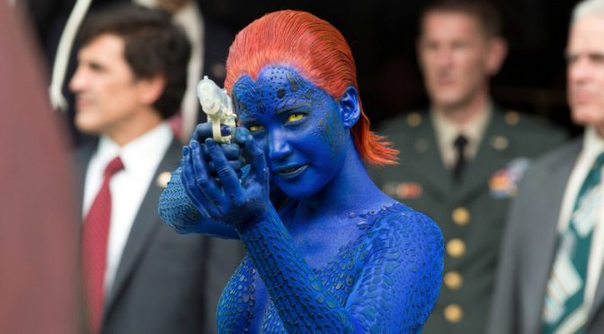 'X-Men: Apocalypse' Will Be Jennifer Lawrence's Last X-Men Film