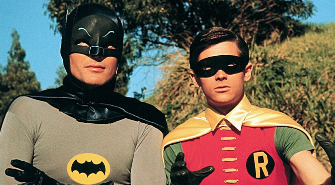 Adam West and Burt Ward To Star In New Animated 'Batman' Film