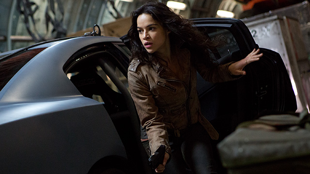 "Michelle Rodriguez sick of Hollywood ""Stealing all the White Superheroes"""