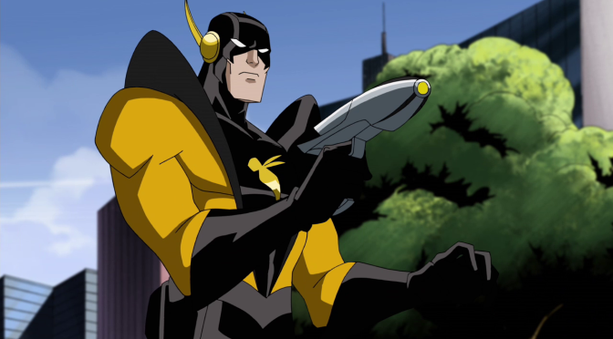 First Photo of Ant Man's Yellowjacket Released