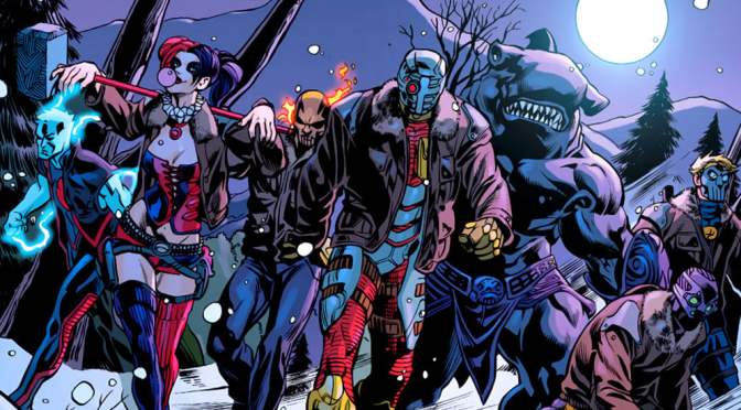 David Ayer Tweets First Photo of 'Suicide Squad' Cast