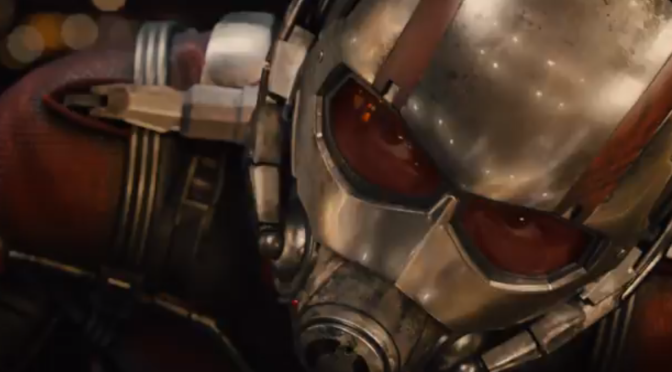 The Full Length 'Ant Man' Trailer is Here