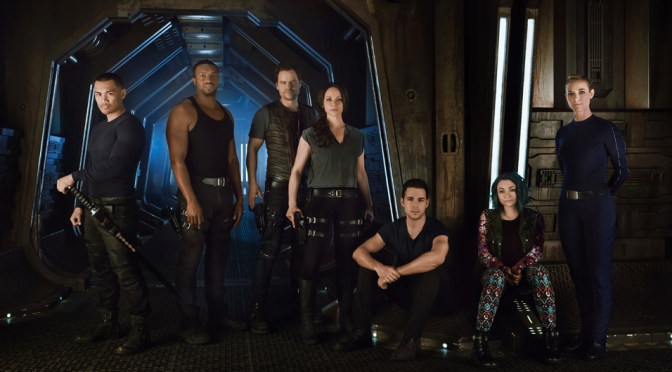 'Dark Matter' and the Return of SciFi/Syfy Friday
