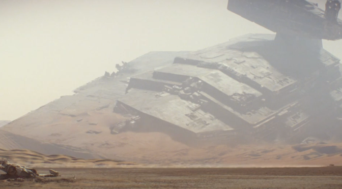 A New 'Star Wars: The Force Awakens' Teaser Trailer is Here