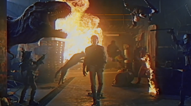 David Hasselhoff Sings the Amazing 'Kung Fury' Theme Song