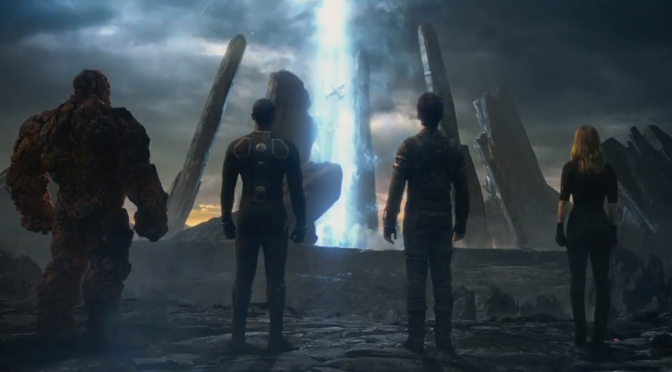 New 'Fantastic Four' Trailer Actually Makes it Look Like a Superhero Movie
