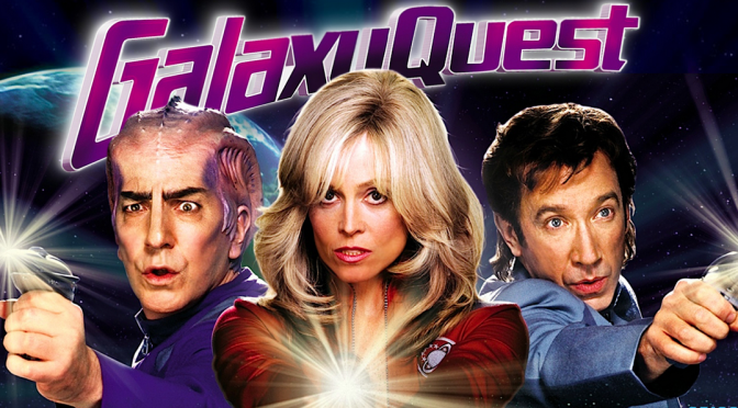 'Galaxy Quest' TV Show Ends Up at Amazon