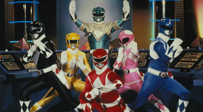 We Now Have an Official Synopsis For 'Power Rangers'