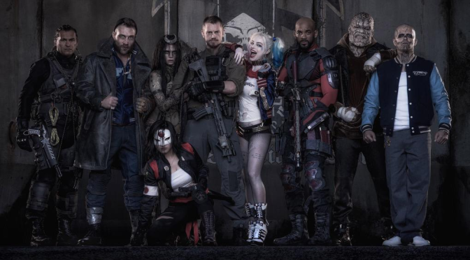 First Look At 'Suicide Squad'