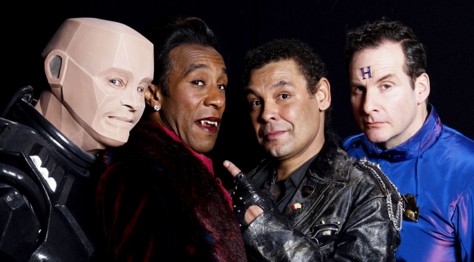 'Red Dwarf' Series XI and XII Officially Greenlit