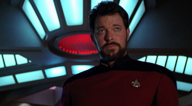 The (Fake) Riker Next Generation Spinoff You Never Knew You Needed