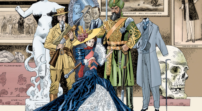 "Fox Wants to Remake ""League of Extraordinary Gentlemen"""