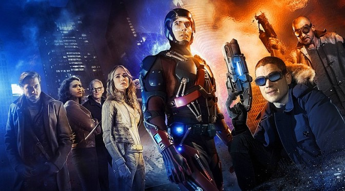 'Legends of Tomorrow' Gets a New Trailer, Release Date Revealed
