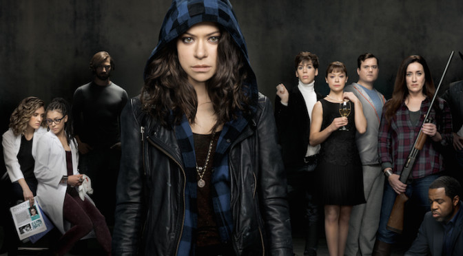 The First Round of Marketing For 'Orphan Black' Season 5 is Sufficiently Creepy